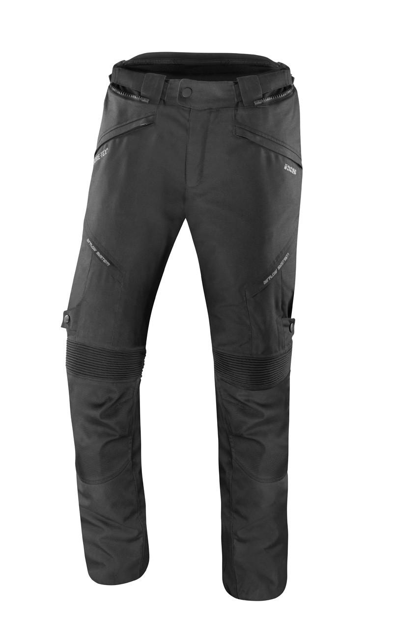 IXS Motorradhose Cortez, Gore-Tex, schwarz