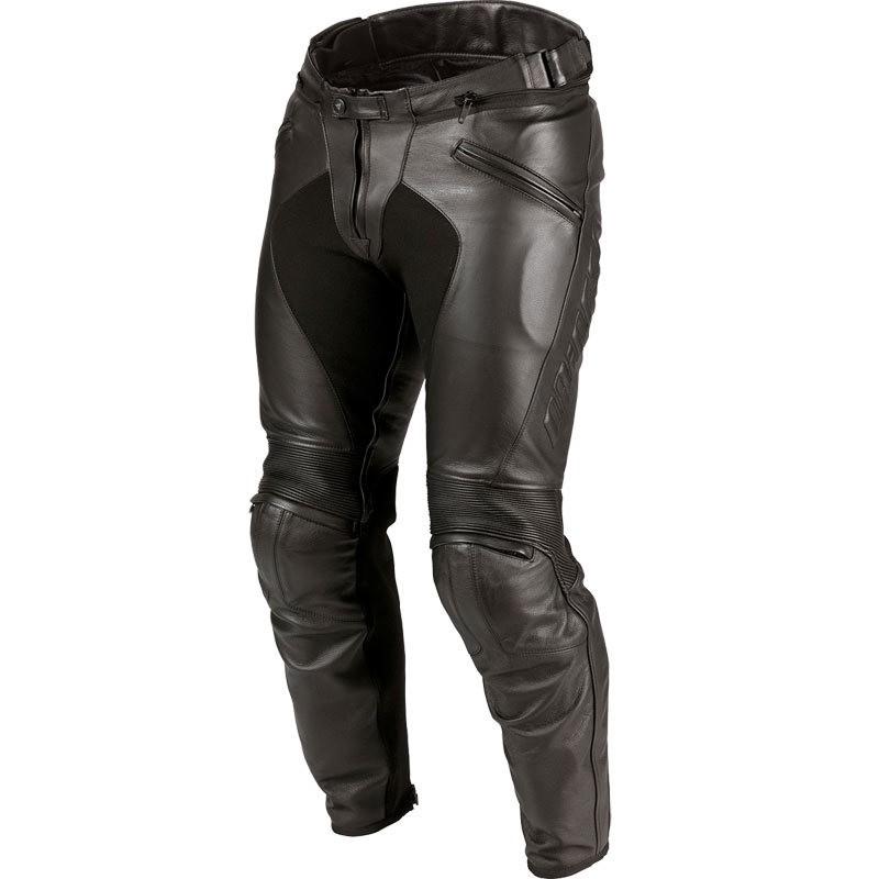 Dainese Lederhose Pony C2, schwarz