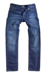 Rokkertech Slim Jeans, blau