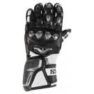 IXS Sport-Handschuhe  RS 400 schwarz-weiss