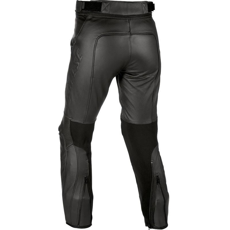 Dainese pantalon cuir Pony C2 Lady, noir
