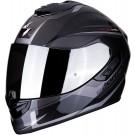 Scorpion EXO-1400 Air, Carbon Esprit,  noir-argent