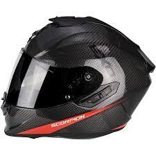 Scorpion EXO-1400 Air, Carbon pure, schwarz-rot