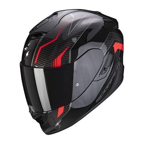 Scorpion EXO-1400 Air, Fortuna, schwarz -rot, New  2021