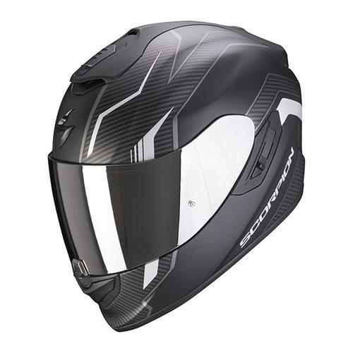 Scorpion EXO-1400 Air, Fortuna, schwarz matt-silber, New  2021