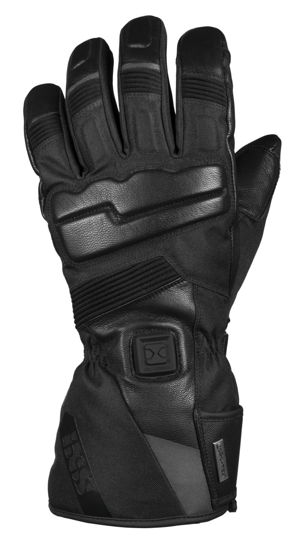 IXS Tour LT Handschuh Heat-ST, geheizt, schwarz