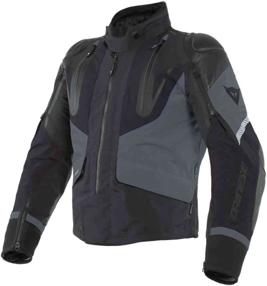Dainese Sport Master Gore-Tex Textiljacke, schwarz-grau