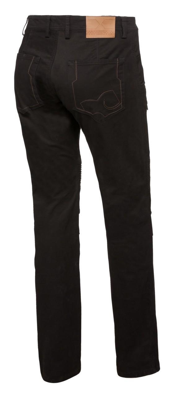 IXS Classic AR Damen Jeans Stretch, schwarz