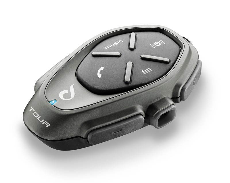 Interphone CONNECT  Kommunikationssystem Bluetooth (Set für 1 Helm)