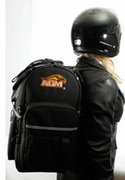 AGM Motorradreisetasche Typ Voyager I