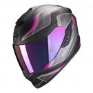 Scorpion EXO-1400 Air, Attune, schwarz-rosa