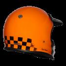ORIGINE Retro-Integralhelm Virgo Danny, orange