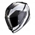 Scorpion EXO-1400 Air, Carbon Legione, schwarz-weiss