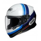 SHOEI NXR-Philosopher TC-2, weiss-blau