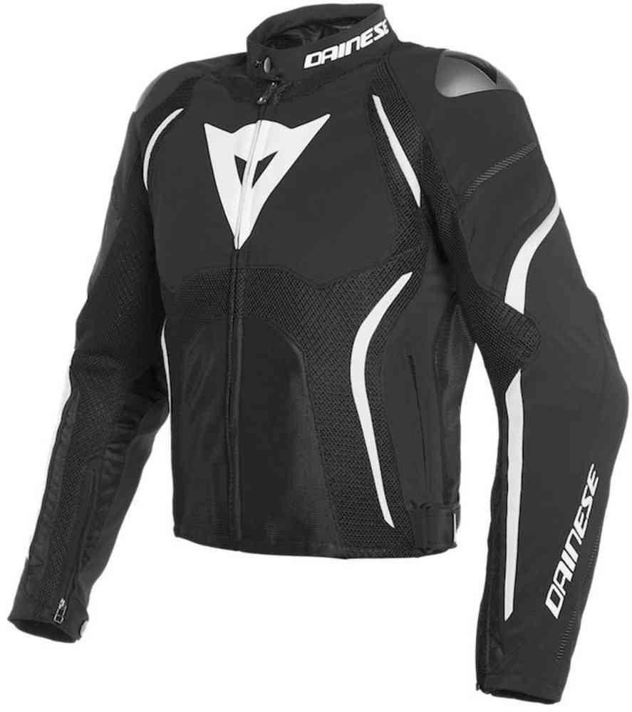 Dainese veste d'éte sport, Estrema Air Tex, noir-blanc