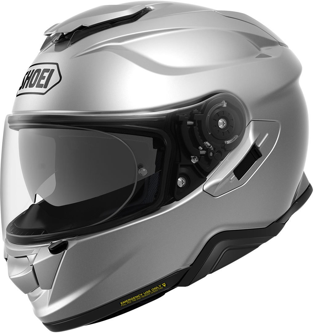 SHOEI GT-Air 2, uni gris argenté