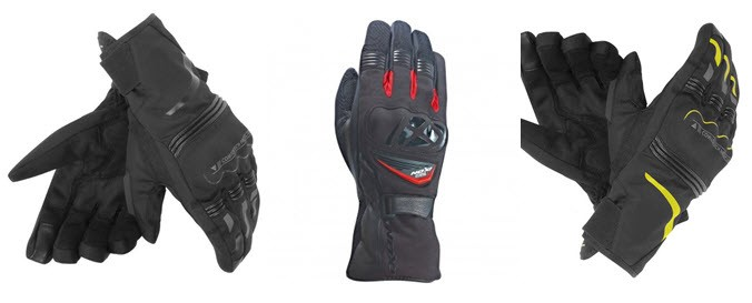 Dainese gants Tempest Unisex-D-Dry, short, div. couleurs