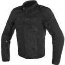 Dainese veste d'éte Air Frame D1 Tex, noir-blanche