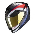 Scorpion EXO-1400 Air, Carbon Legione ,  rouge-bleu