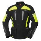 IXS veste All-Season Pacora-ST, noir-jaune fluo