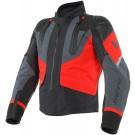 Dainese Sport Master Gore-Tex veste textile, noir-gris-rouge